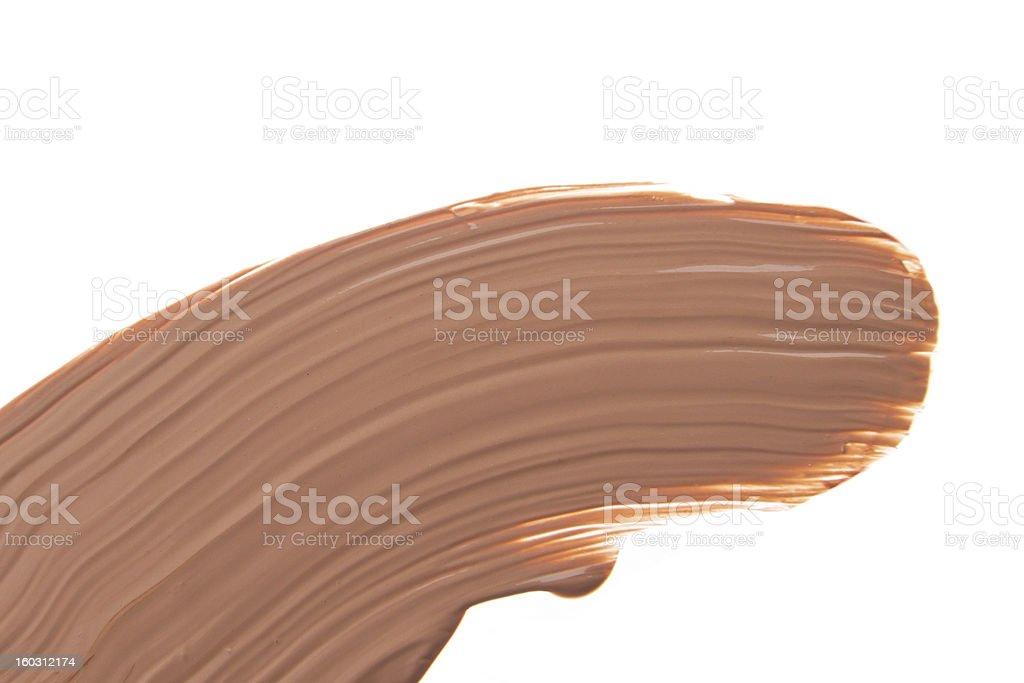 makeup foundation royalty-free stock photo
