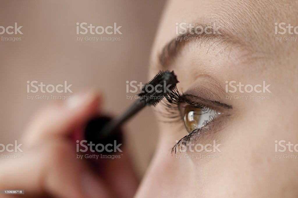 Makeup stock photo
