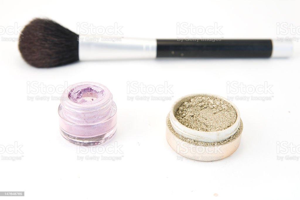 Make-up Lizenzfreies stock-foto