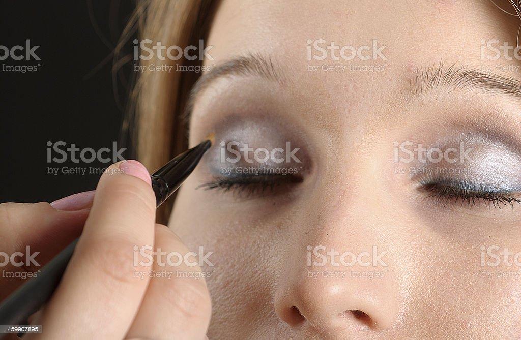 Para maquillaje foto de stock libre de derechos