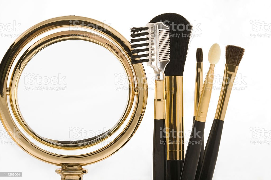 Makeup Set royalty-free stock photo