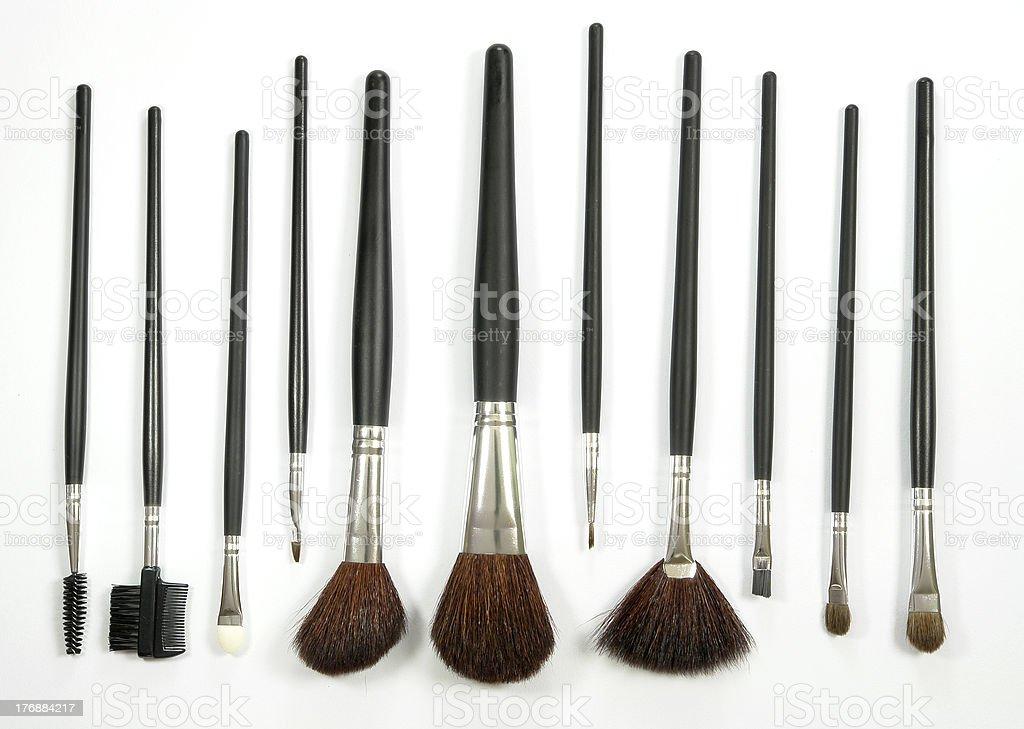 Make-up Tools royalty-free stock photo