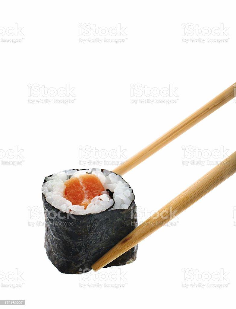 Maki Roll royalty-free stock photo