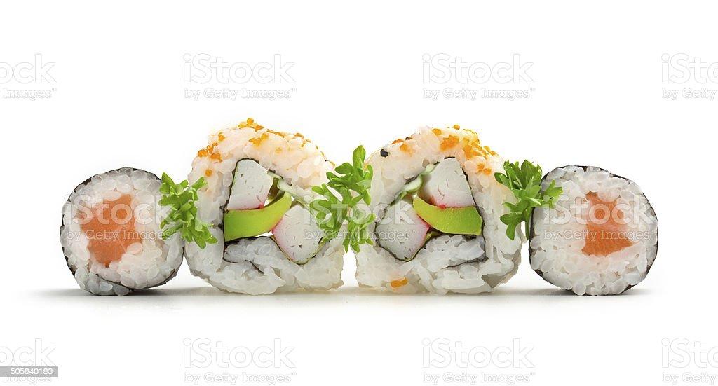 maki sushi stock photo
