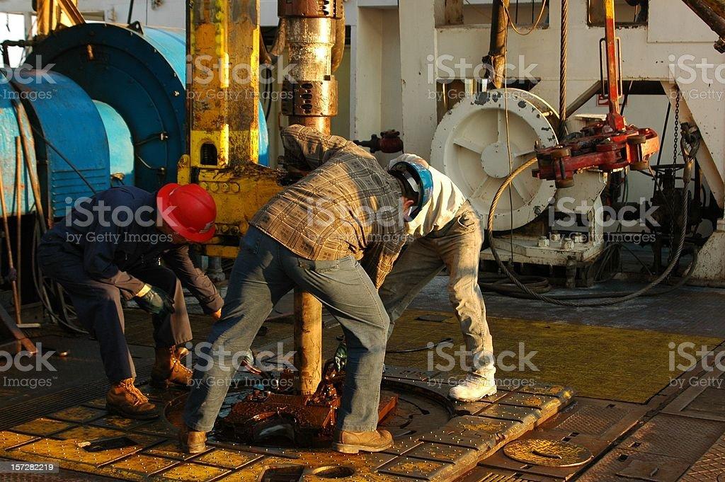 oilfield worker dating