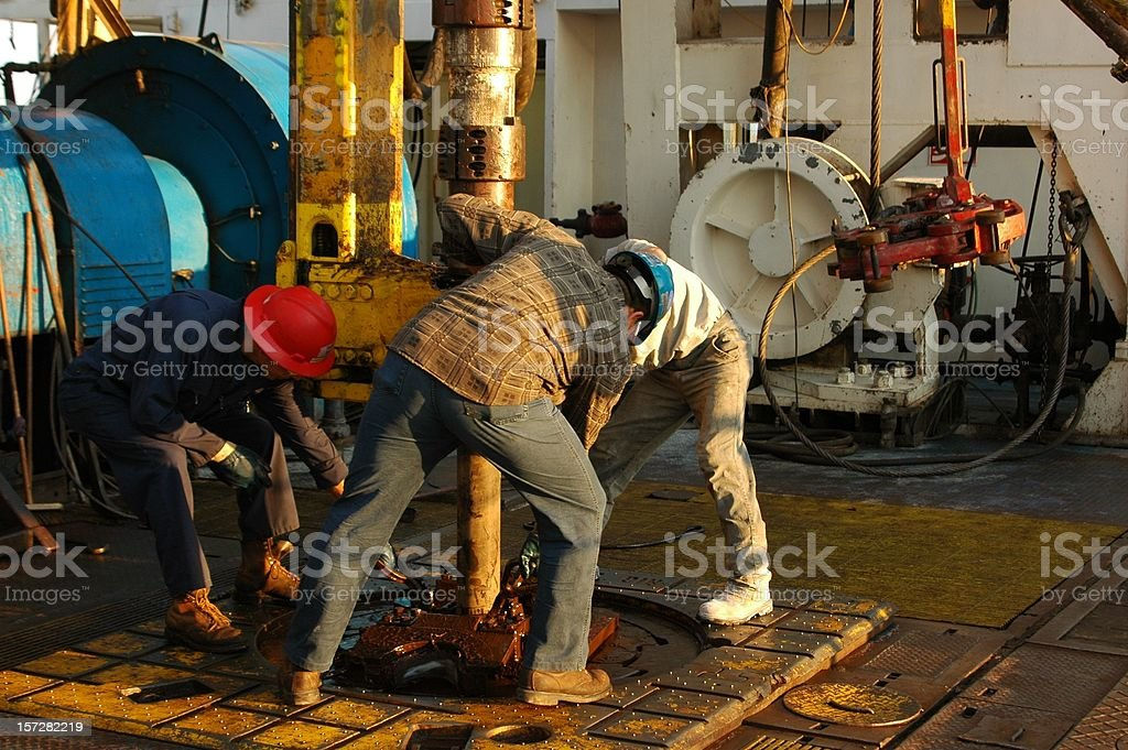 dating oil rig workers Dangers of internet dating: the oil rig scam i have had two clients who both were solicited by a man younger than them on an oil rig.