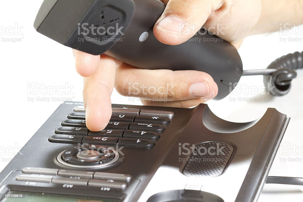 Making a phone stock photo