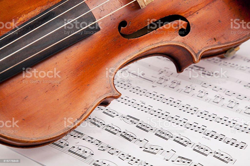 Making beautiful music together stock photo