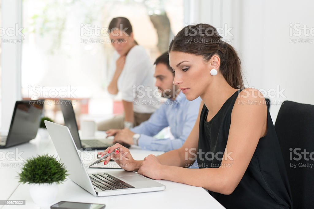 Making Excellence a Reality stock photo