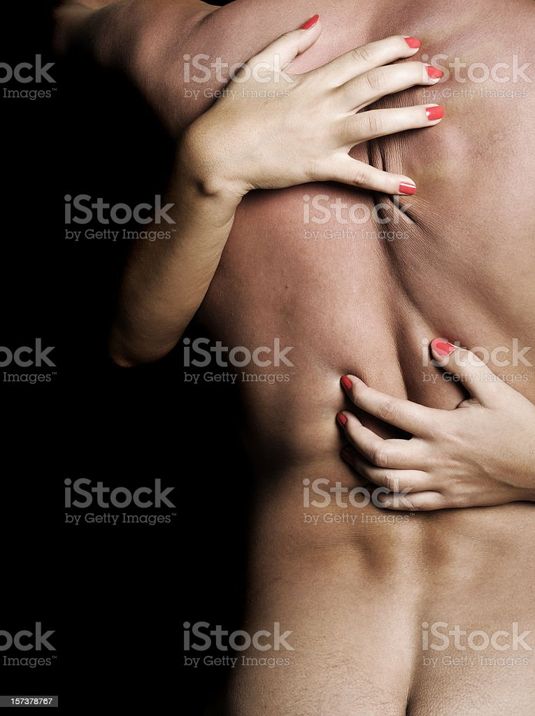 Making Love royalty-free stock photo