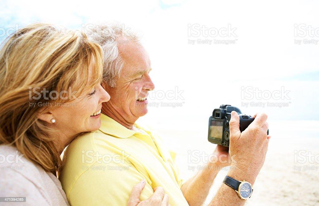 Making memories royalty-free stock photo