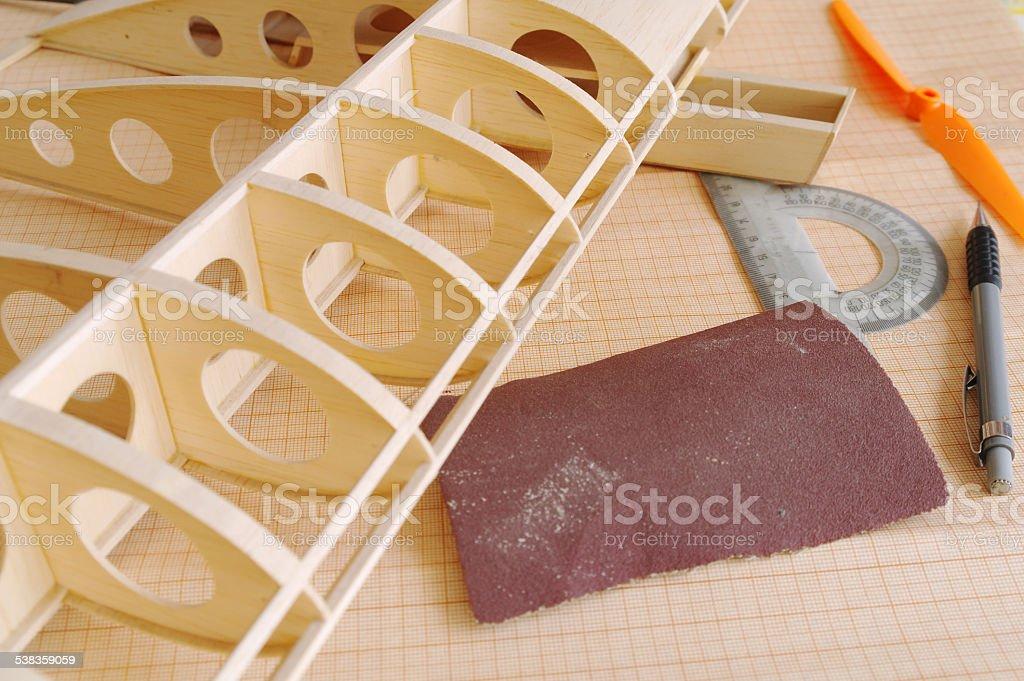 making model stock photo