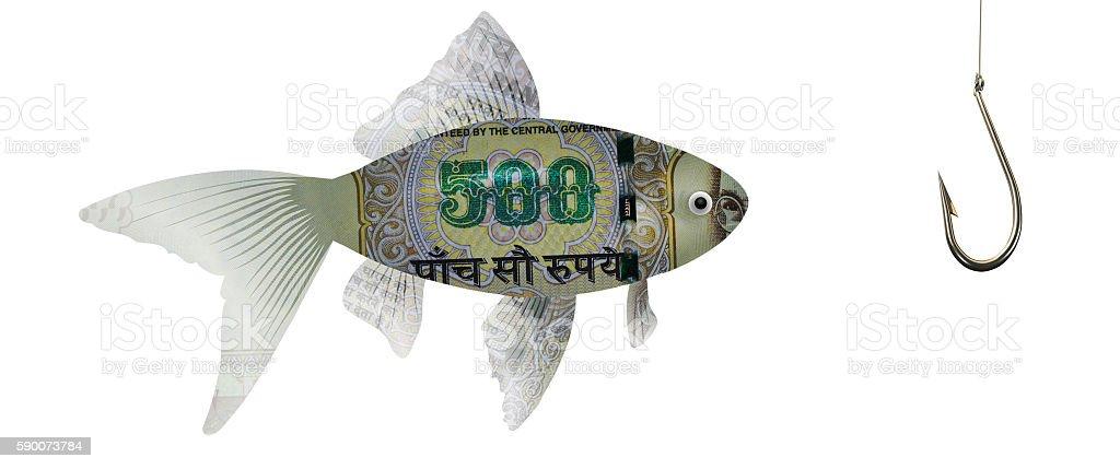 Making money stock photo