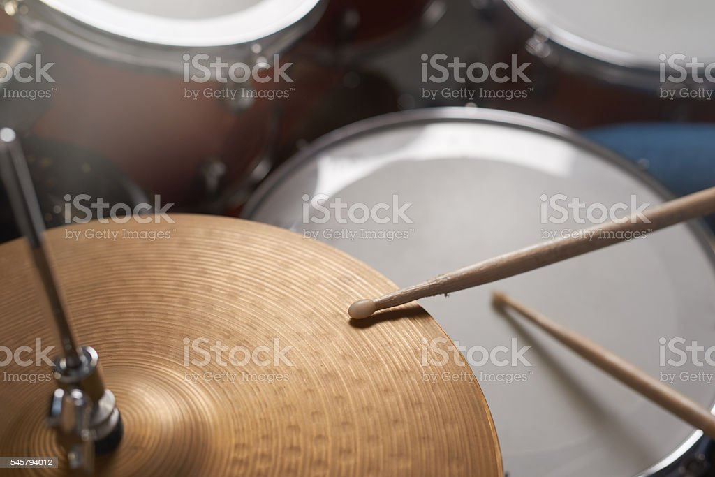 Making musical magic stock photo