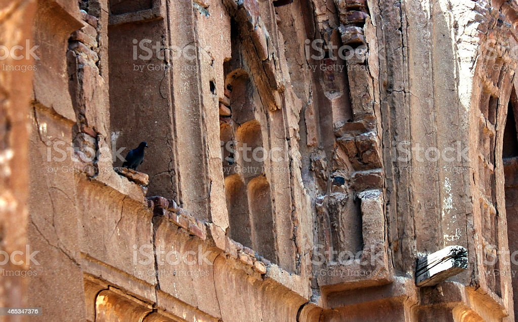 Makli- Historical Place stock photo