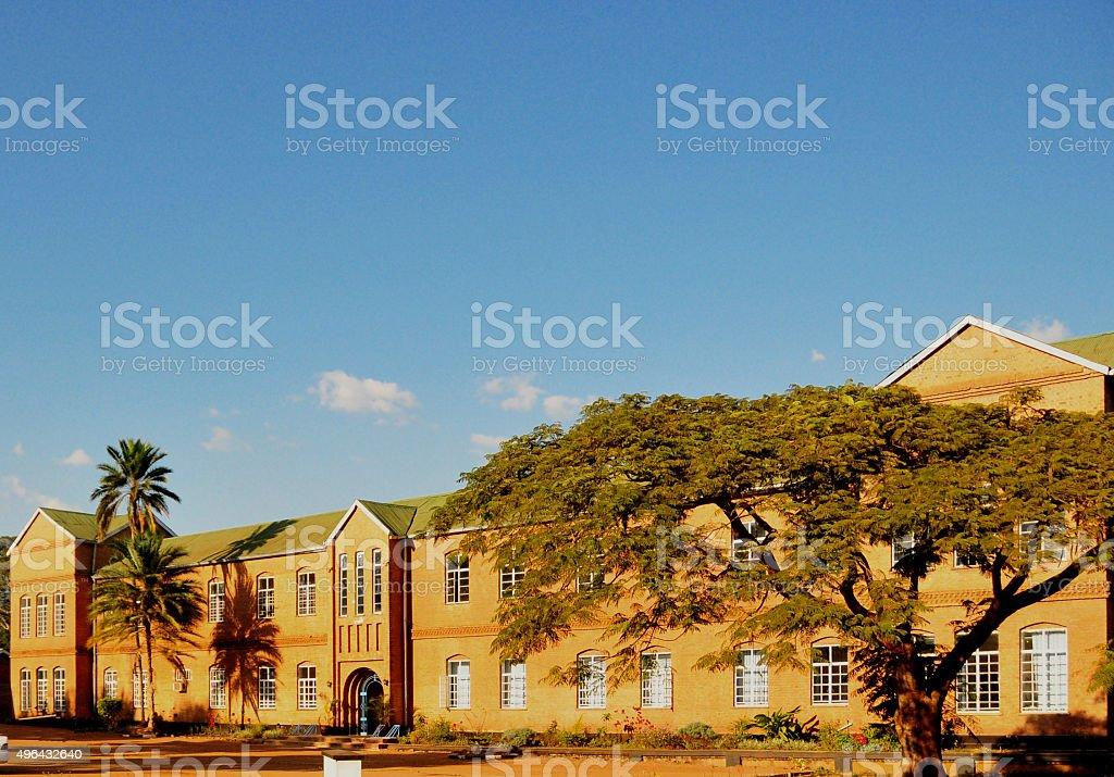 Malawi, Blantyre - Henry Henderson Institute stock photo