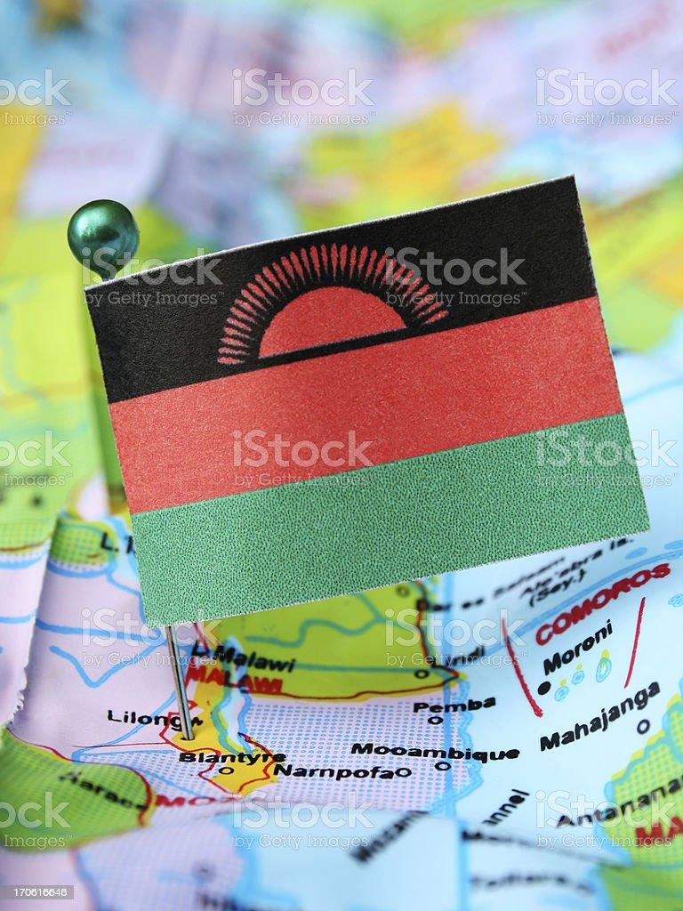 Malawi royalty-free stock photo