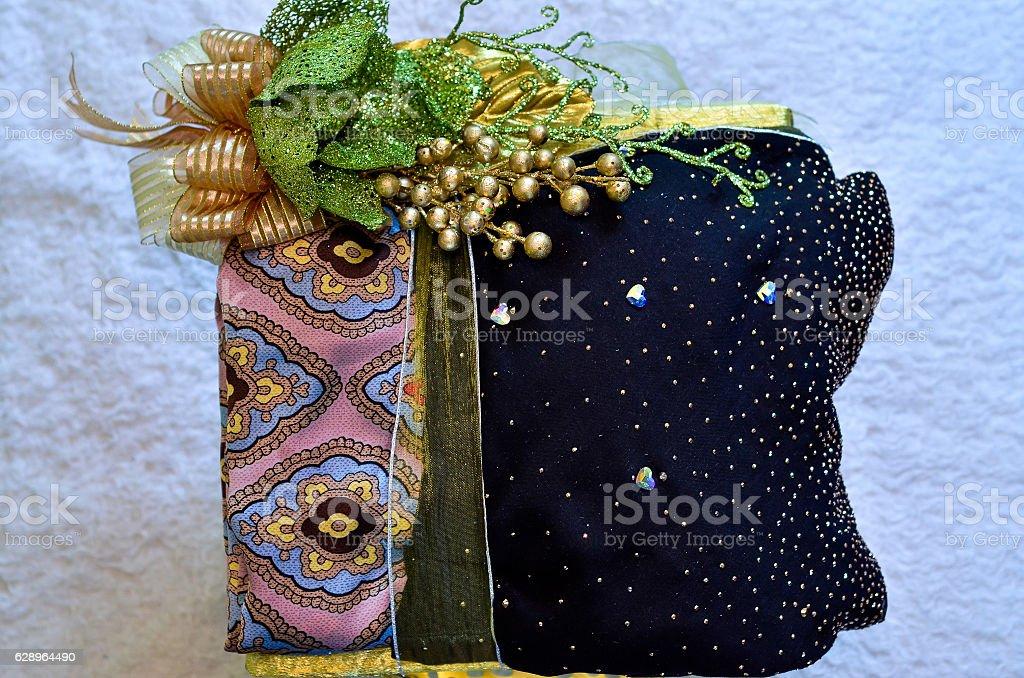 Malay Wedding Present stock photo