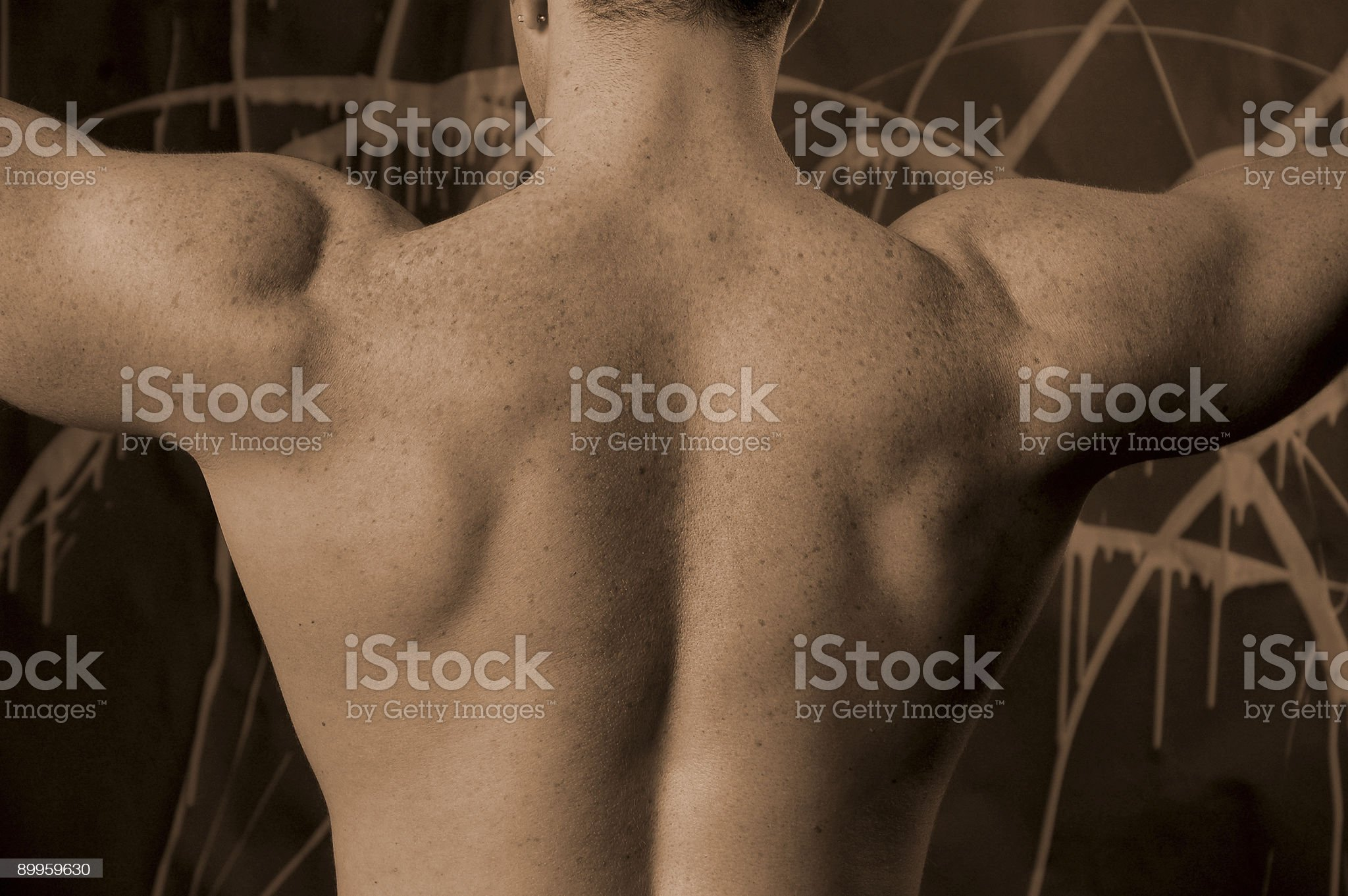 male back royalty-free stock photo