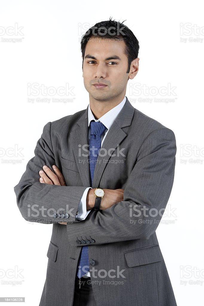 Male Business Professional royalty-free stock photo