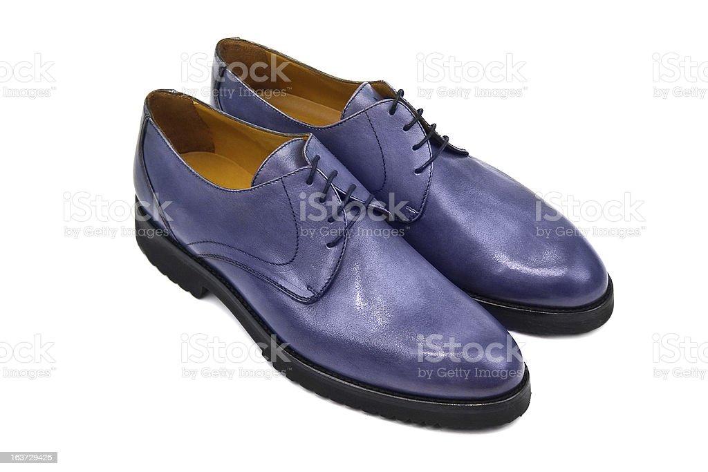 Male footwear royalty-free stock photo
