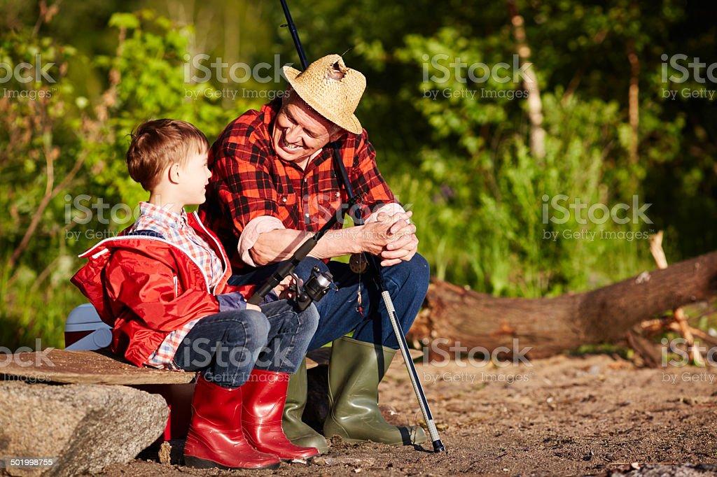 Male friendship stock photo