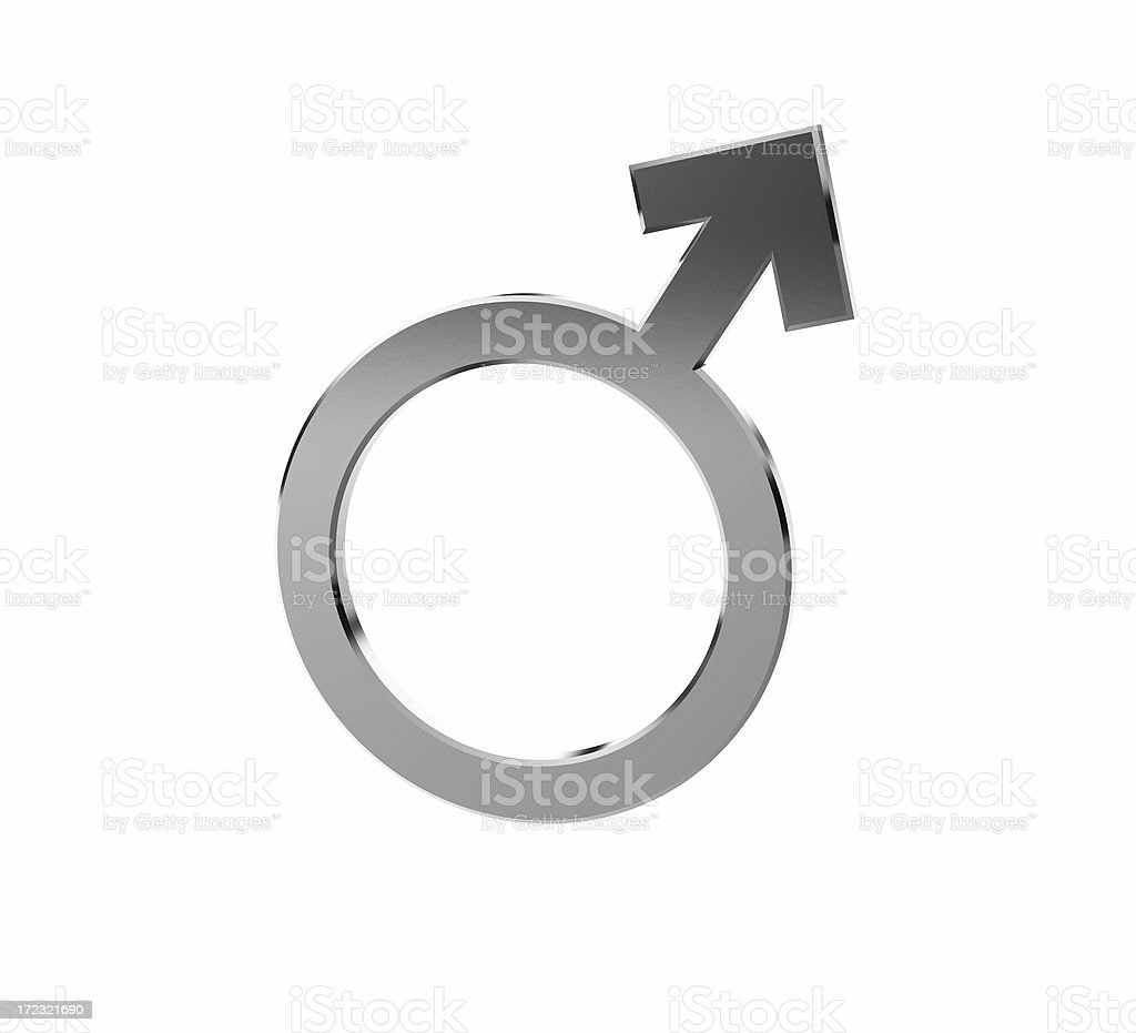 Male (series) royalty-free stock photo