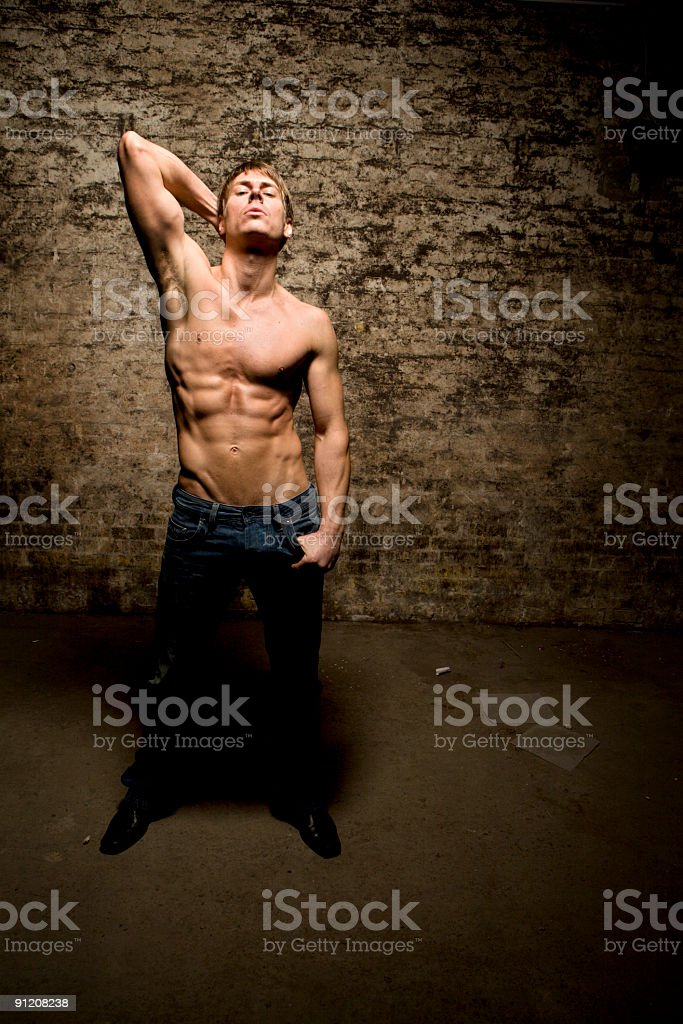 male royalty-free stock photo