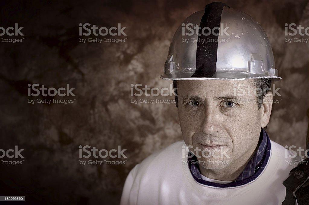 Male Portrait 7 royalty-free stock photo