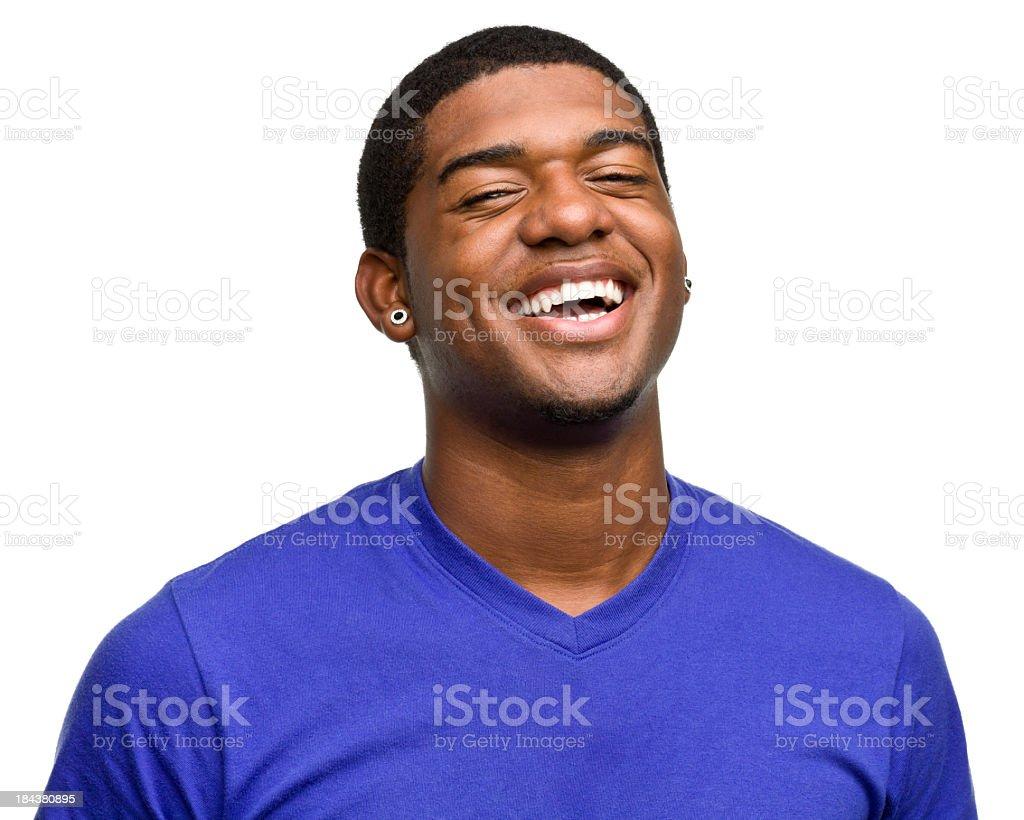 Male Portrait stock photo