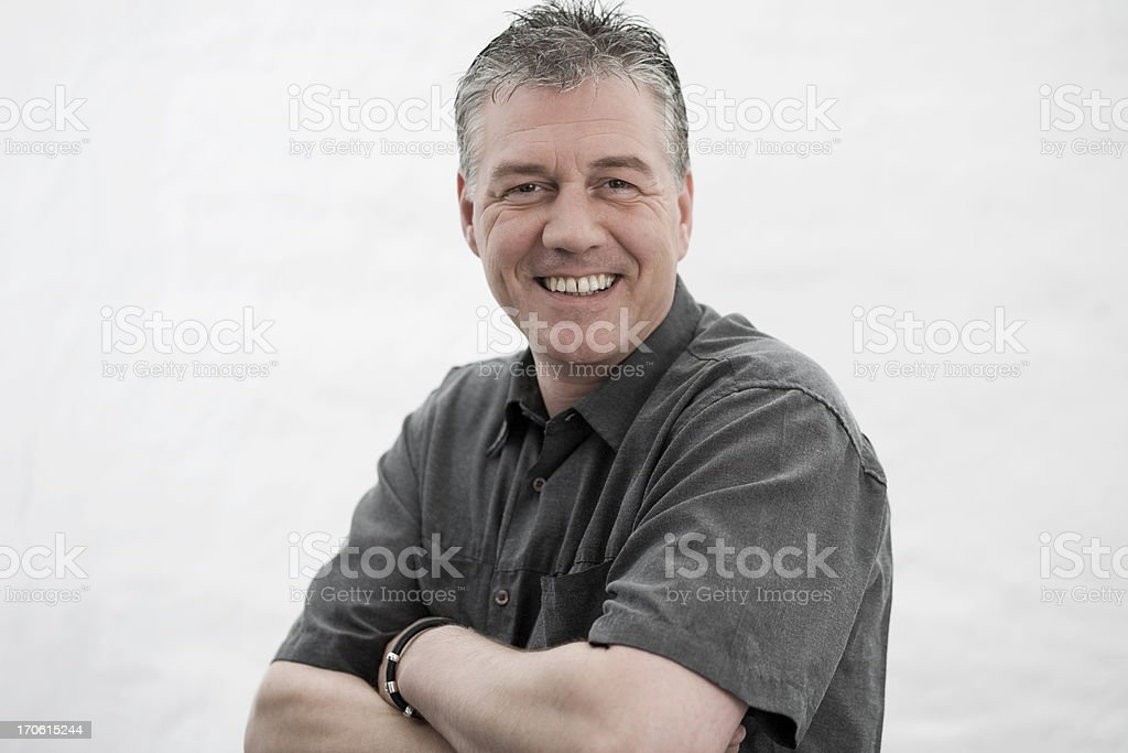 male pride royalty-free stock photo