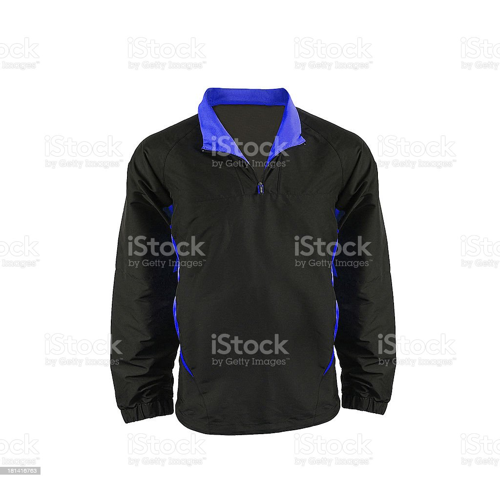male sport jacket royalty-free stock photo