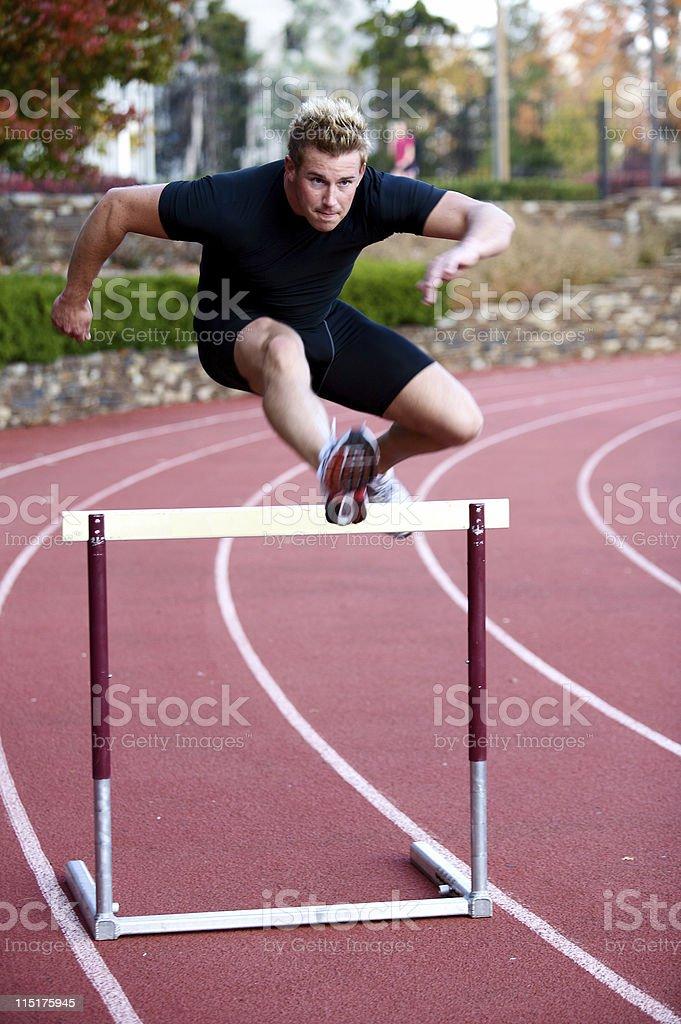 male sports portraits stock photo