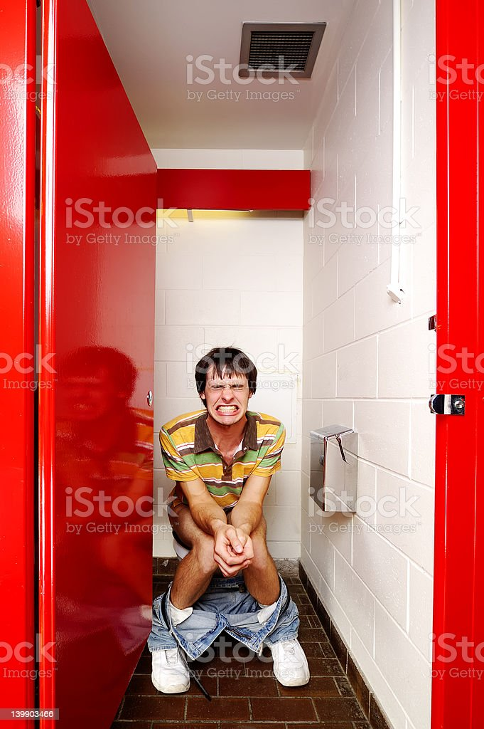 Male Stall 3 royalty-free stock photo