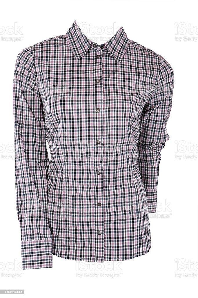 Male/female shirt stock photo