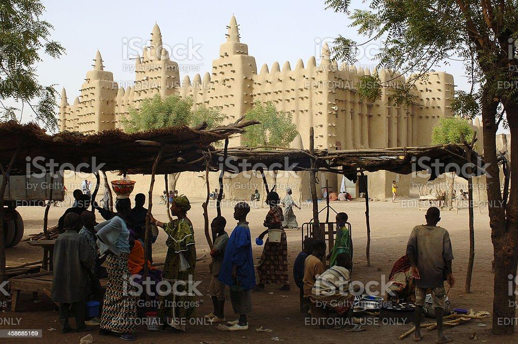 Mali stock photo
