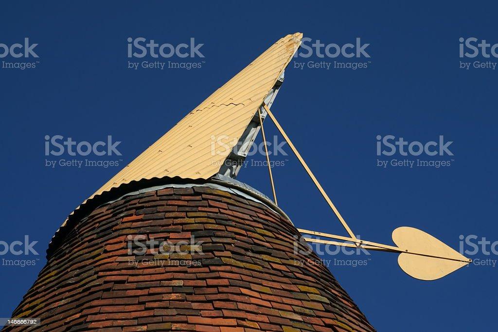 Malt Cowl stock photo