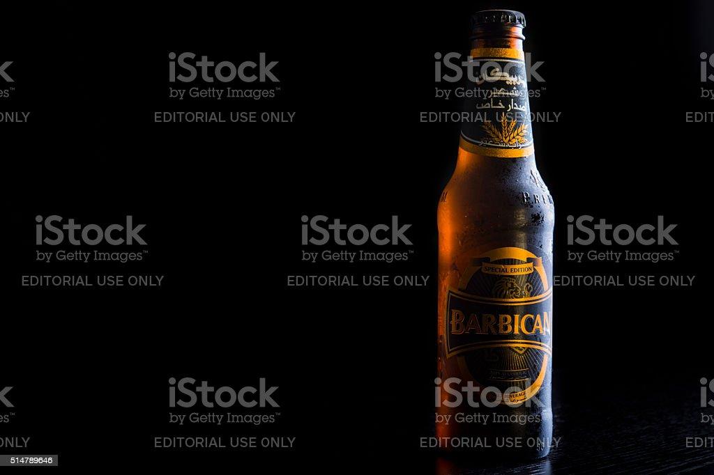 Malt drink stock photo