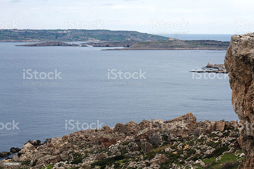 Malta, Comino and Gozo stock photo