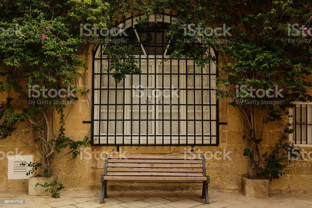 Malta Gardon. stock photo