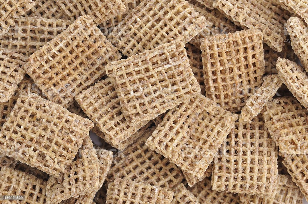 Malted Wheat Background stock photo
