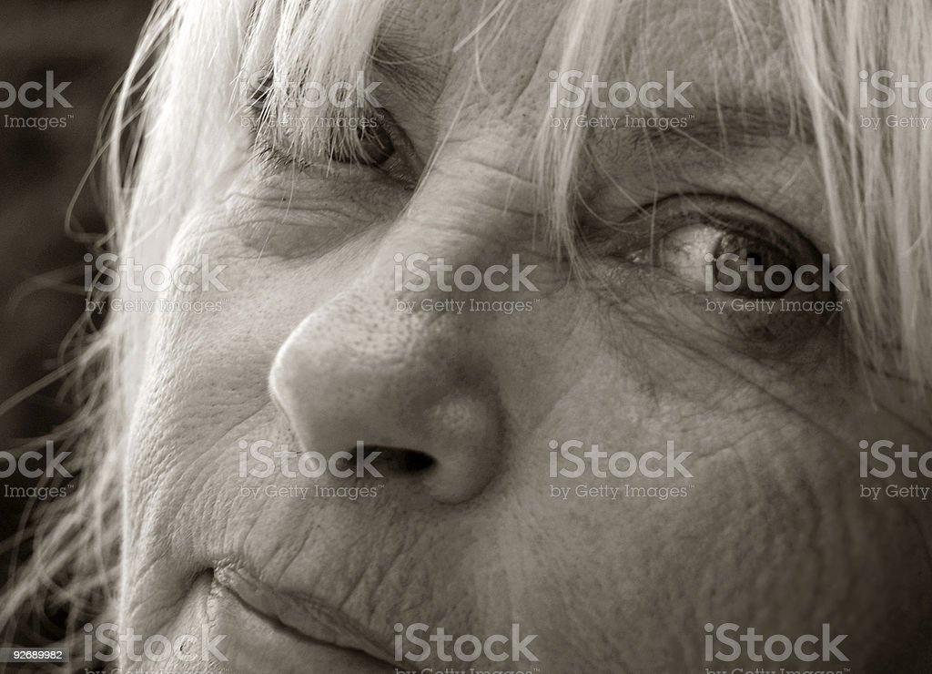 Mamma stock photo