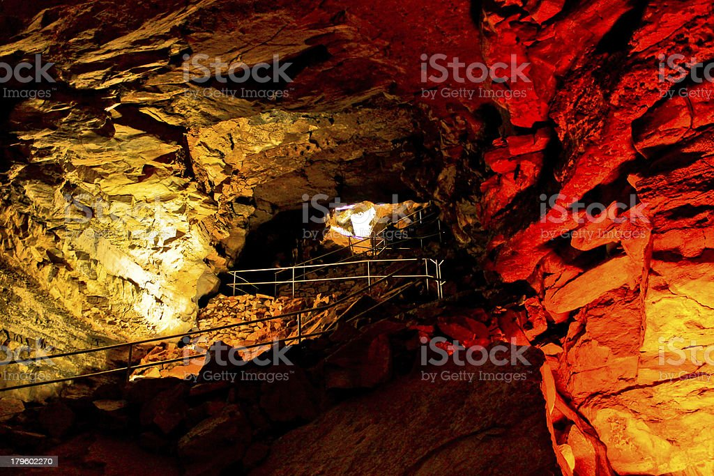Mammoth Cave stock photo