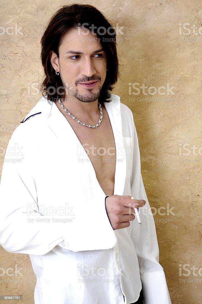 Man 04 royalty-free stock photo