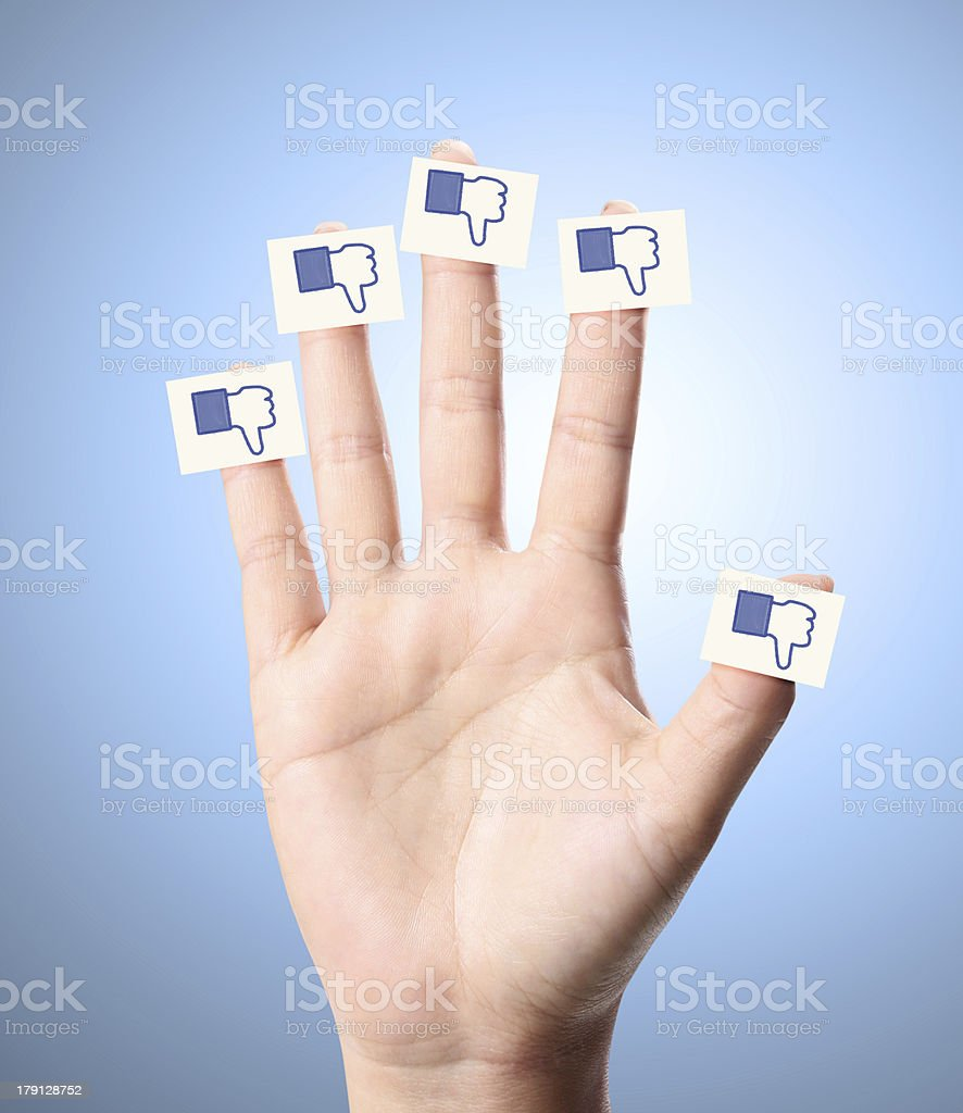 Man and woman hands isolated stock photo