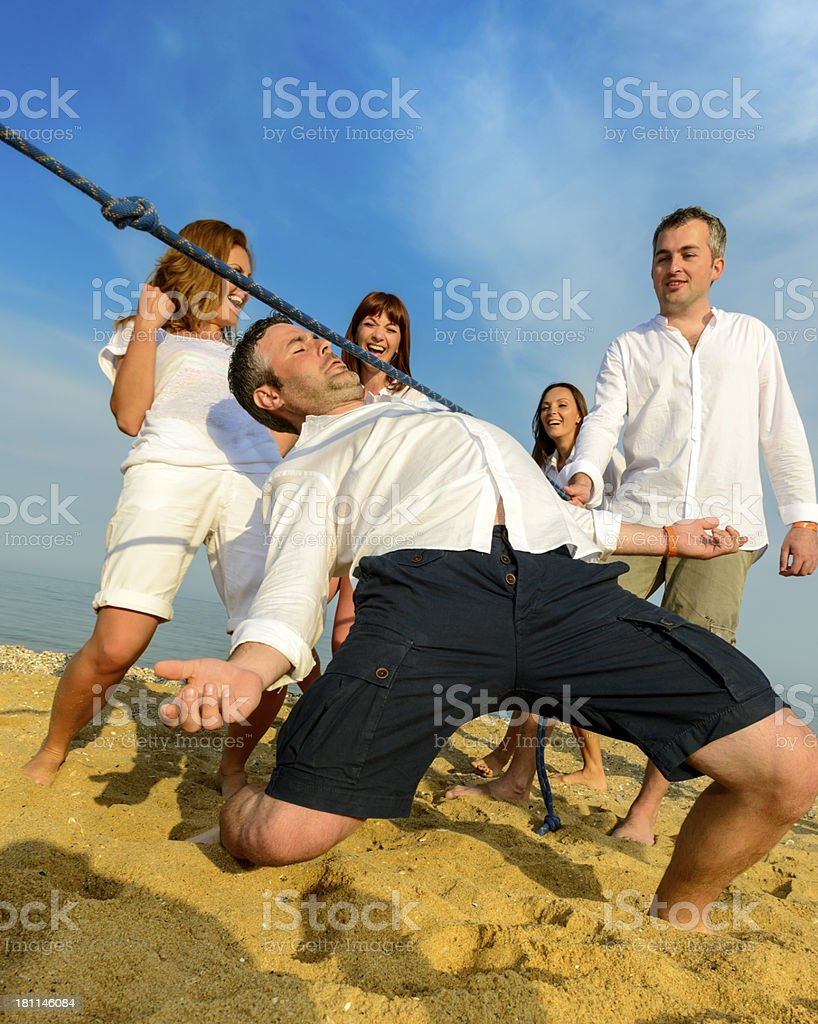 man dancing limbo royalty-free stock photo