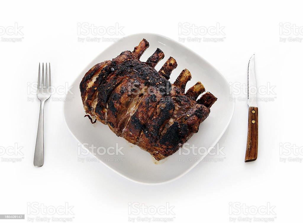 Man Food!!! royalty-free stock photo
