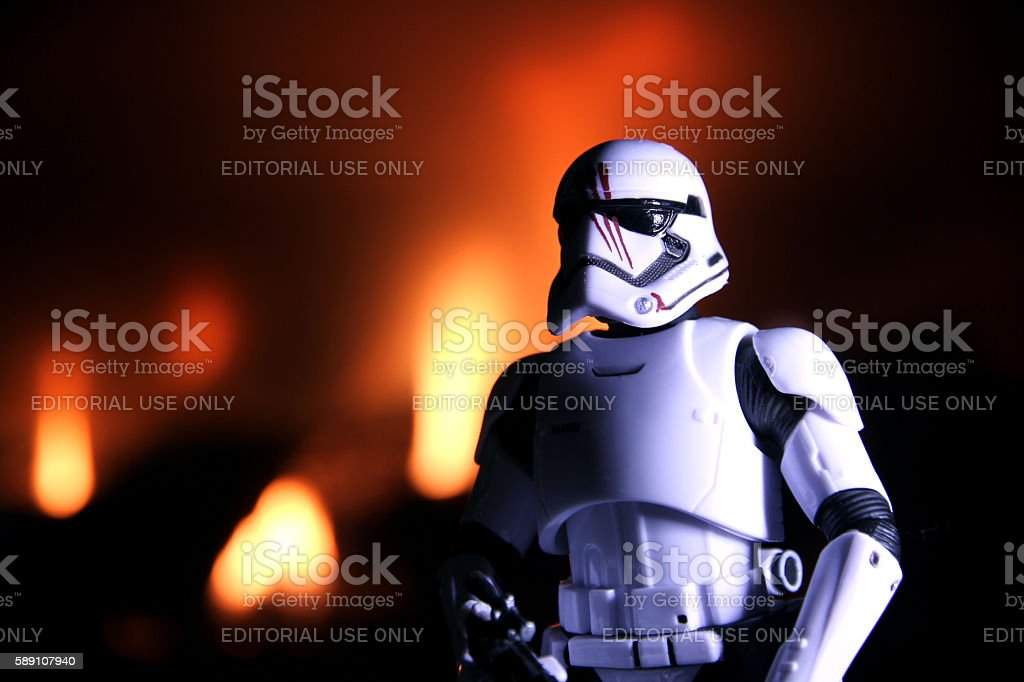 Man in Crisis stock photo