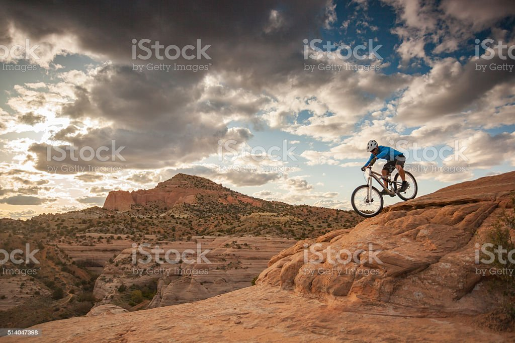 man nature adventure landscape travel stock photo