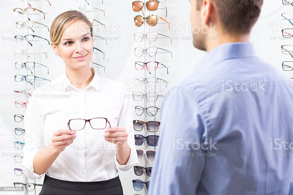 Man needs advice stock photo